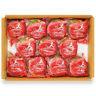 아침愛 세척봉지사과2.5kg(11-12과)